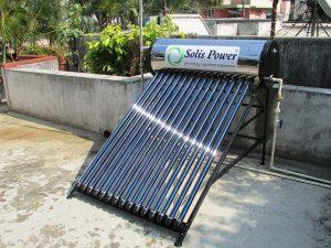 Un chauffe eau plus responsable grâce à l'énergie solaire
